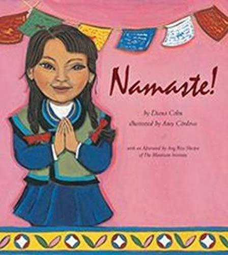 Namaste: Diana Cohn