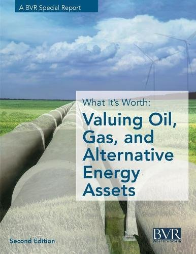 What It's Worth: Valuing Oil, Gas, and Alternative Energy Assets, Second Edition: Business ...