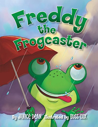 9781621570844: Freddy the Frogcaster