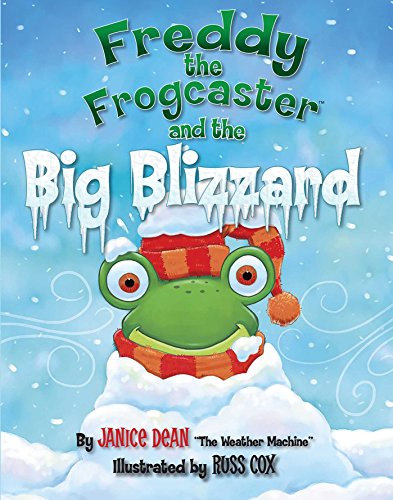 9781621572541: Freddy the Frogcaster and the Big Blizzard