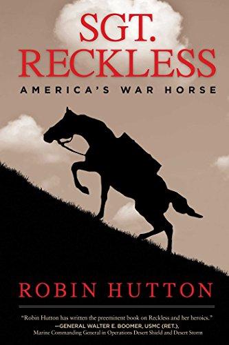 Sgt. Reckless: America's War Horse: Hutton, Robin
