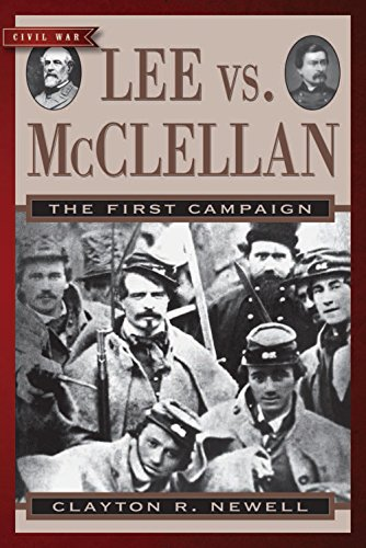 9781621573975: Lee vs. McClellan: The First Campaign