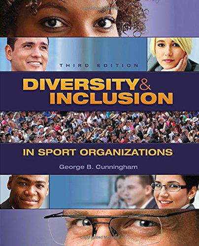 9781621590408: Diversity and Inclusion in Sport Organizations