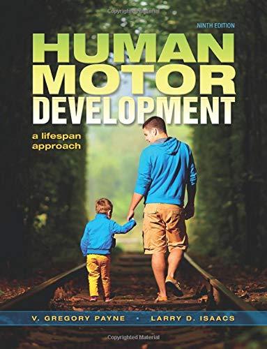 9781621590439: Human Motor Development: A Lifespan Approach