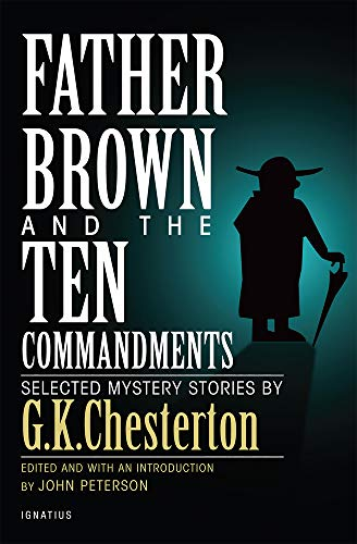 9781621640356: Father Brown and the Ten Commandments: Selected Mystery Stories