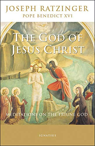 9781621642107: The God of Jesus Christ: Meditations on the Triune God