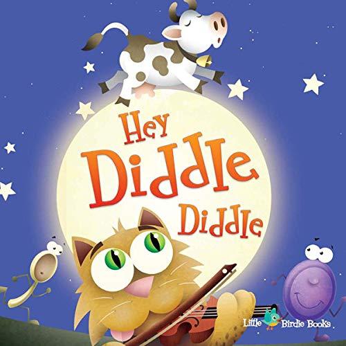 9781621690948: Hey Diddle Diddle (Nursery Rhymes)