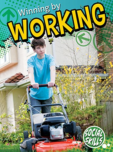 9781621698043: Winning By Working (Social Skills)