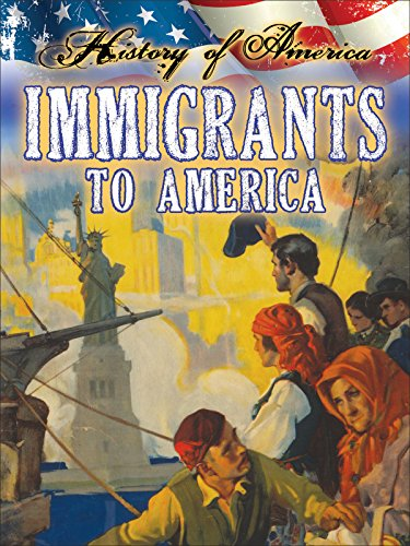 Immigrants to America (History of America) (1621698386) by Linda Thompson