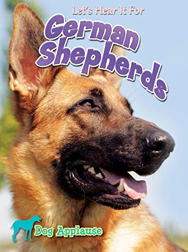 9781621698685: Let's Hear It for German Shepherd (Dog Applause)