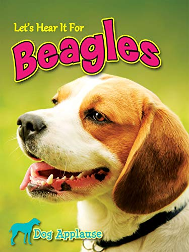 Let's Hear It for Beagles (Hardcover): Piper Welsh