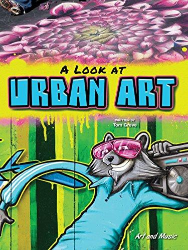 9781621698777: A Look at Urban Art (Art and Music)