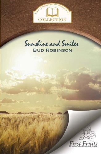 9781621711933: Sunshine and Smiles: Life Story, Flash Lights, Sayings, and Sermons