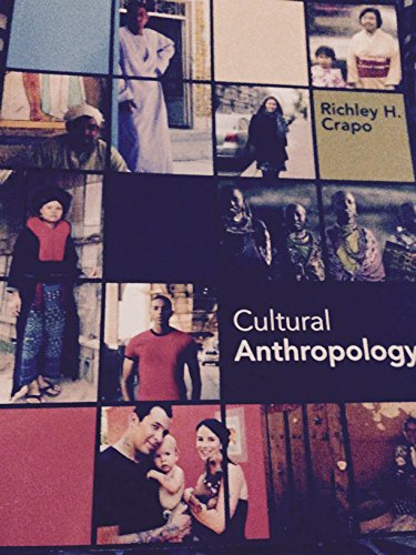 9781621780809: Cultural Anthropology