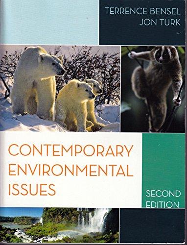 9781621785934: Contemporary Environmental Issues-second Edition (Ashford University)