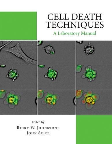 9781621820055: Cell Death Techniques: A Laboratory Manual