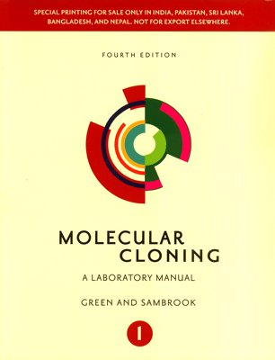 Molecular Cloning: A Laboratory Manual (3 Volume: Michael R Green