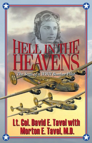 9781621831075: Hell in the Heavens: The Saga of a WWII Bomber Pilot