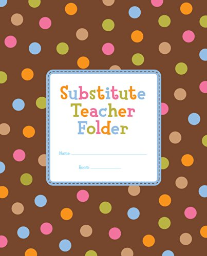 9781621863175: Dots on Chocolate Substitute Teacher Folder