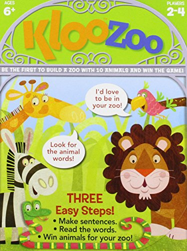 9781621865414: Kloo Zoo Learning Game