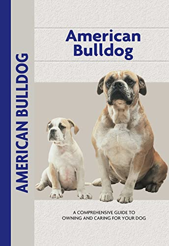 9781621871576: American Bulldog (Comprehensive Owner's Guide)