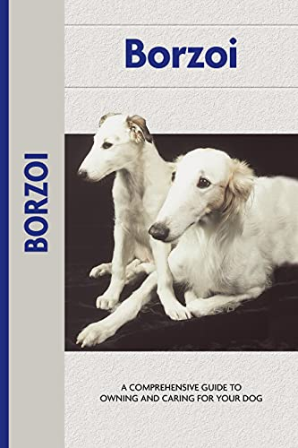 9781621871606: Borzoi (Comprehensive Owner's Guide)