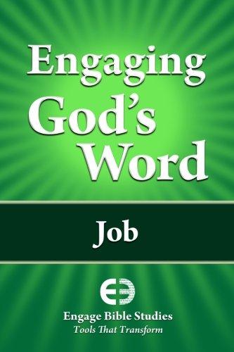 9781621940135: Engaging God's Word: Job