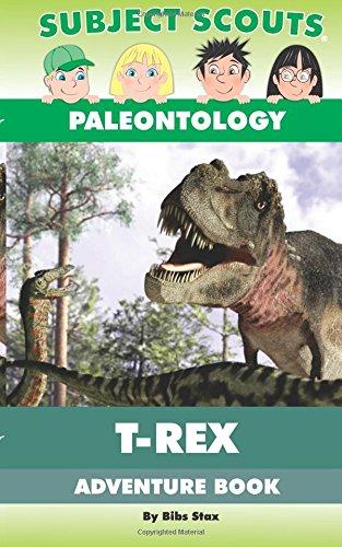 9781621990451: Subject Scouts - Paleontology - T-Rex: Adventure Book