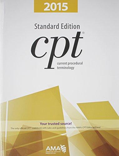 9781622020270: CPT: 2015 Standard (Current Procedural Terminology (CPT) Standard)
