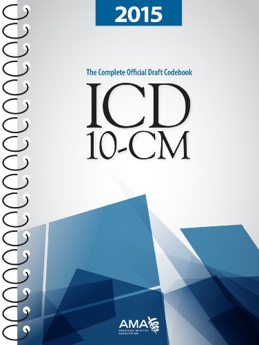 9781622020751: ICD-10-CM 2015: The Complete Official Codebook