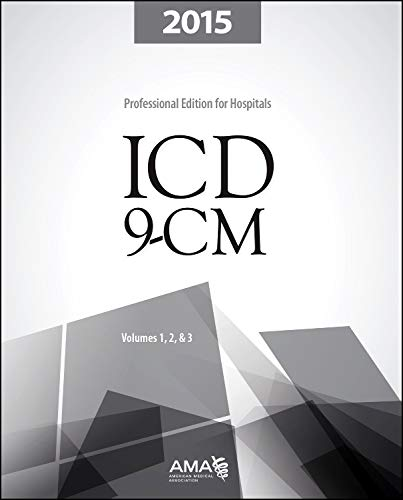 9781622021871: ICD-9-CM 2015 Professional Edition for Hospitals, Vols 1,2&3 (ICD-9-CM for Hospitals Vols 1,2&3 Professional Edition, Spir)