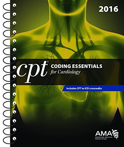 9781622023776: CPT® Coding Essentials for Cardiology 2016