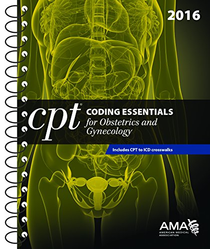 9781622023813: CPT® Coding Essentials for Obstetrics/Gynecology 2016