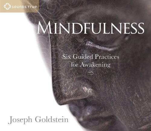 9781622030842: Mindfulness: Six Guided Practices for Awakening