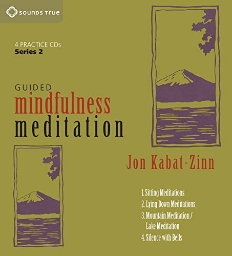 9781622031207: Guided Mindfulness Meditation Series 2