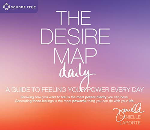 9781622032440: Desire Map Daily: A Guide to Feeling Your Power Every Day