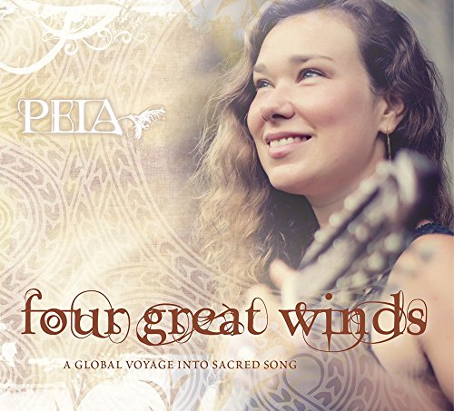 9781622034406: Four Great Winds: A Global Voyage into Sacred Song