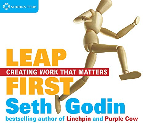 Leap First: Creating Work That Matters: Godin, Seth
