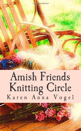 9781622081981: Amish Friends Knitting Circle