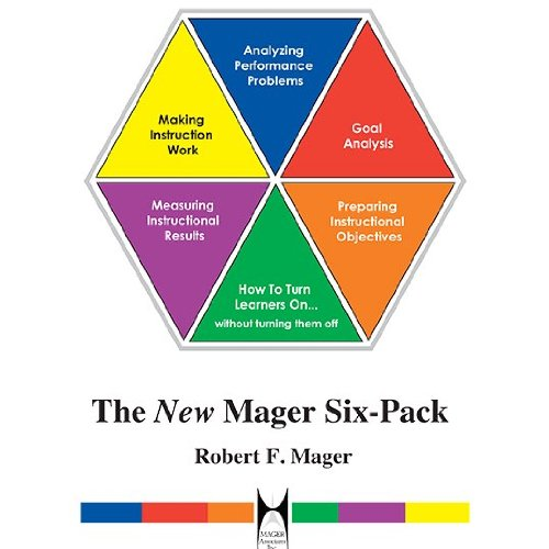 9781622091454: The New Mager Six-Pack