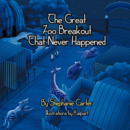 The Great Zoo Breakout That Never Happened: Stephanie Carter