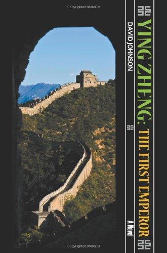 9781622122899: Ying Zheng: The First Emperor