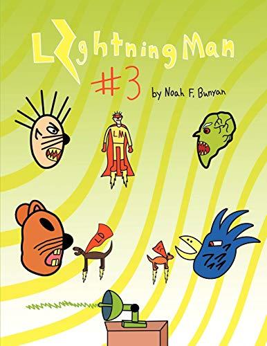 9781622123742: Lightning Man #3