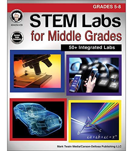 9781622235957: STEM Labs for Middle Grades, Grades 5 - 8