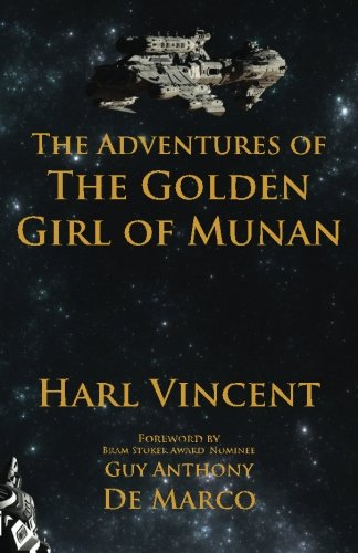 9781622254545: The Adventures of the Golden Girl of Munan