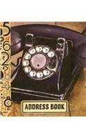 9781622265626: Rotary Phone Address Book