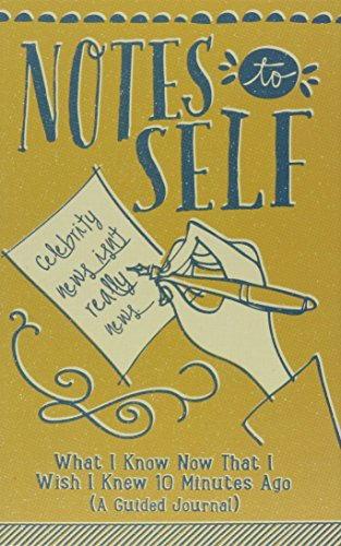 9781622265916: Studio Oh! Guided Journal, Notes to Self