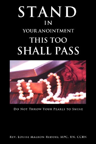 9781622300242: Stand In Your Anointment This Too Shall Pass