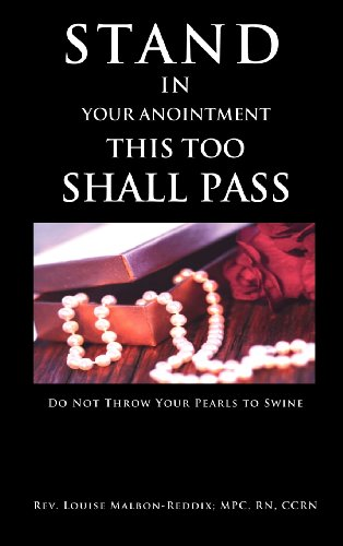 9781622300259: Stand In Your Anointment This Too Shall Pass