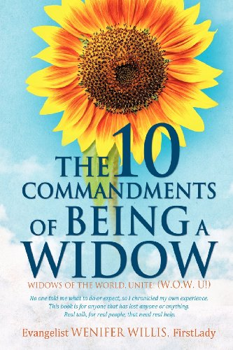9781622305339: THE 10 COMMANDMENTS OF BEING A WIDOW